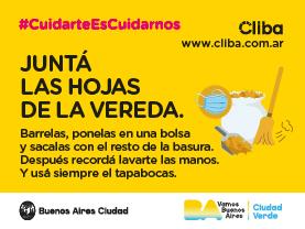 Por una Buenos Aires màs limpia
